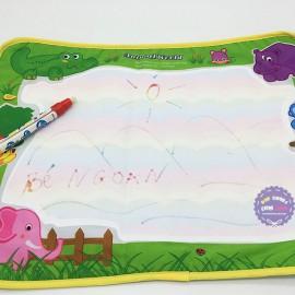 Đồ chơi thảm vẽ bút nước tự xóa ma thuật