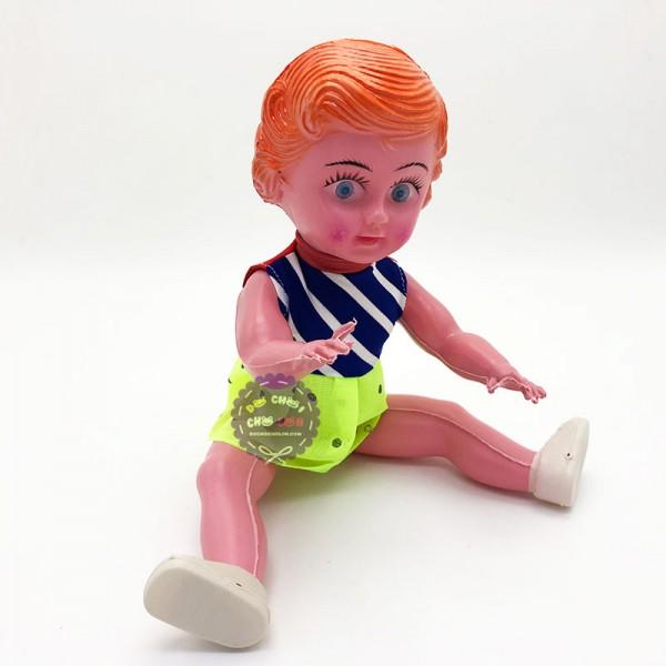 Đồ chơi búp bê bé gái bằng nhựa loại trung Vĩnh Phát