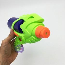 Đồ chơi súng bắn nước 1 nòng, 1 bình nước dự trữ trung