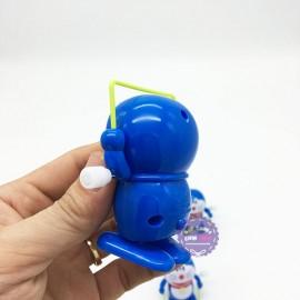 Đồ chơi Doraemon nhảy dây vặn cót mini bằng nhựa