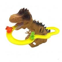 Hộp đồ chơi khủng long leo thang Prehistoric Tunnel có đèn nhạc 0903