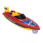 Hộp đồ chơi tàu thuyền cano chạy pin dưới nước bằng nhựa