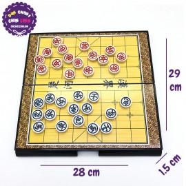 Bộ đồ chơi bàn cờ TƯỚNG bằng nhựa SIZE 28x29cm