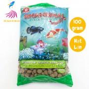 Thức ăn cho cá cảnh ShangHai hạt LỚN 100g