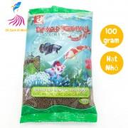 Thức ăn cho cá cảnh ShangHai hạt NHỎ 100g