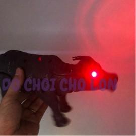 Hộp đồ chơi con trâu chạy pin có nhạc đèn 333-19