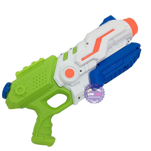 Đồ chơi súng thụt nước Mad Burst