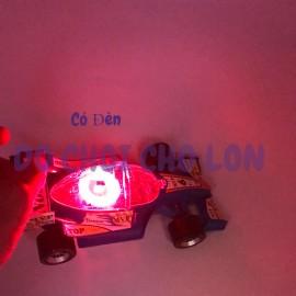 Đồ chơi xe đua thể thao chạy bằng dây cót có đèn 0168