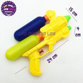 Đồ chơi súng bắn nước 2 bình dự trữ M39