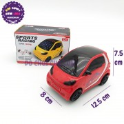 Hộp đồ chơi xe hơi mui đèn 3D chạy pin có nhạc ZX268