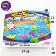 Hộp đồ chơi cát tạo hình Space Sand động vật biển 908-17