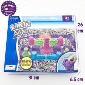 Hộp đồ chơi cát tạo hình Kinetic Sand động vật & phao 1279
