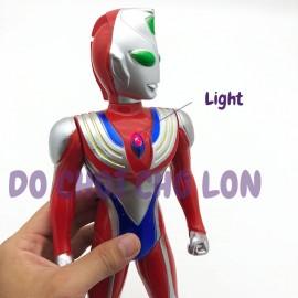 Đồ chơi siêu nhân điện quang Ultraman có nhạc đèn loại NHỎ
