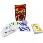 Bộ bài Uno 108 lá bằng giấy cứng