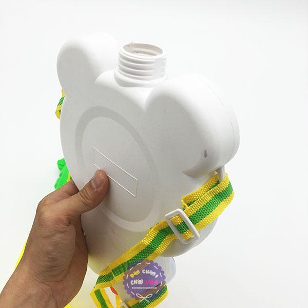 Bộ đồ chơi súng thụt nước & ba lô dự trữ nước hình gấu trúc