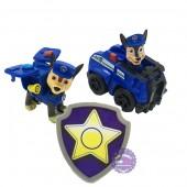 Hộp đồ chơi chó cứu hộ Paw Patrol Rescue Chase