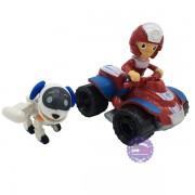 Hộp đồ chơi chó cứu hộ Paw Patrol Ryder & Rescue Robodog