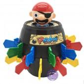 Hộp đồ chơi đâm hải tặc 1 mắt Pirate Lucky Game loại lớn