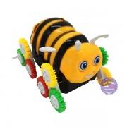 Hộp đồ chơi xe ong nhào lộn 12 bánh lật