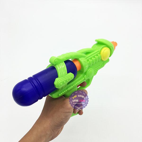 Đồ chơi súng bắn nước 1 nòng, 1 bình nước dự trữ