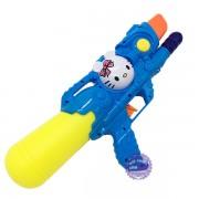 Đồ chơi súng nước áp lực 1 nòng nhỏ hình Hello Kitty