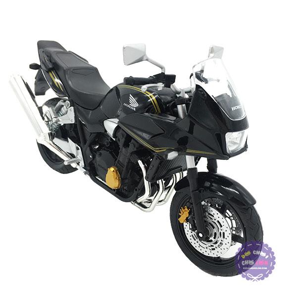 Hộp đồ chơi xe mô hình Honda CB1300SB Black