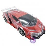 Hộp đồ chơi xe ô tô Ferrari pin đèn Led 3D