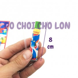 Vỉ đồ chơi 32 tuýp keo thổi bong bóng cho bé