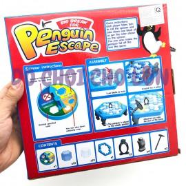 Hộp đồ chơi bẫy chim cánh cụt Penguin Trap 355