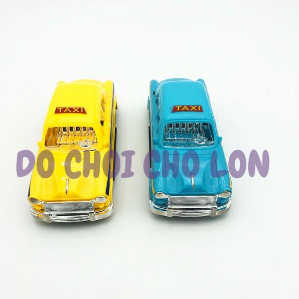 Đồ chơi xe hơi TAXI bằng nhựa chạy trớn 588-30