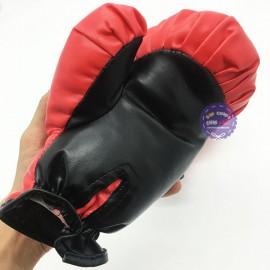 Đồ chơi găng tay đấm bốc cho trẻ em (Đỏ)