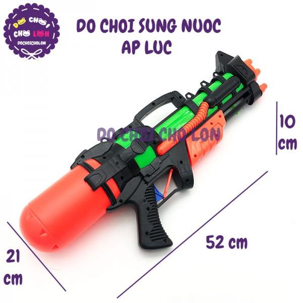 Đồ chơi súng nước áp lực 1 bình dự trữ SIZE 52 cm 88000