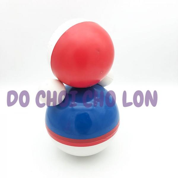Đồ chơi búp bê lật đật Nga Size Lớn bằng nhựa 33x20 cm