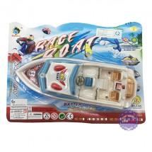 Vỉ đồ chơi tàu cano chạy pin dưới nước Race Boat