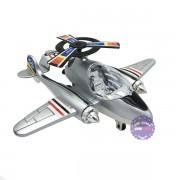 Đồ chơi máy bay thủy phi cơ bằng nhựa chạy bằng dây cót