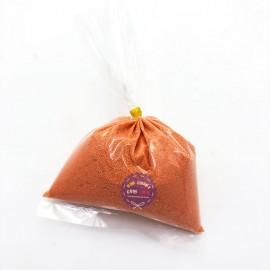 Bịch cát mịn kim tuyến 200 gram màu cam dùng để tô tranh cát