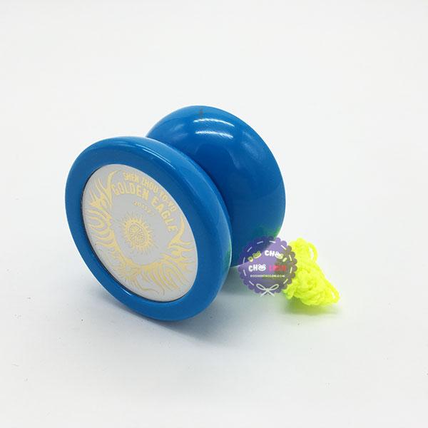 Vỉ đồ chơi con quay Yoyo bằng sắt Golden Eagle 1 cái
