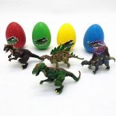 Bộ đồ chơi 4 mô hình bóc trứng khủng long nở con lắp ghép 2167