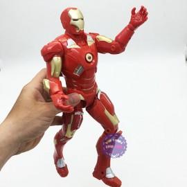 Đồ chơi mô hình Người Sắt Iron Man bằng nhựa có đèn nhạc 234-2D