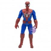 Đồ chơi mô hình Người Nhện Spider Man bằng nhựa có đèn