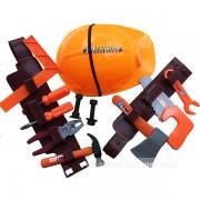 Bộ đồ chơi dụng cụ thợ điện túi lưới