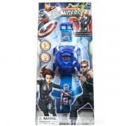 Vỉ đồ chơi đồng hồ biệt đội siêu nhân Avenger