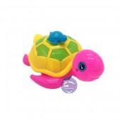 Đồ chơi con rùa đèn chạy bằng dây cót