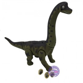 Hộp đồ chơi khủng long cổ dài đẻ trứng Dinosaur