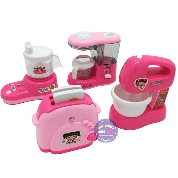 Hộp đồ chơi nhà bếp 4 món Dream Household