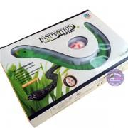 Hộp đồ chơi con rắn điều khiển từ xa sạc USB