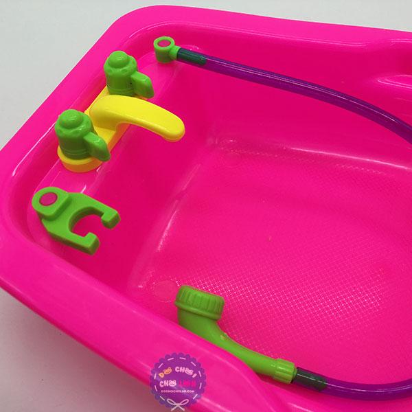 Vỉ đồ chơi bồn tắm cho em bé Bath Tub