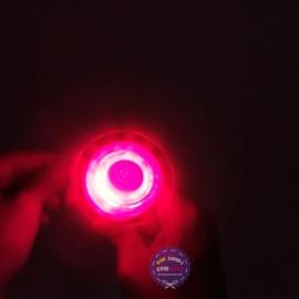 Đồ chơi quạt Minion cánh sen quay tay có đèn