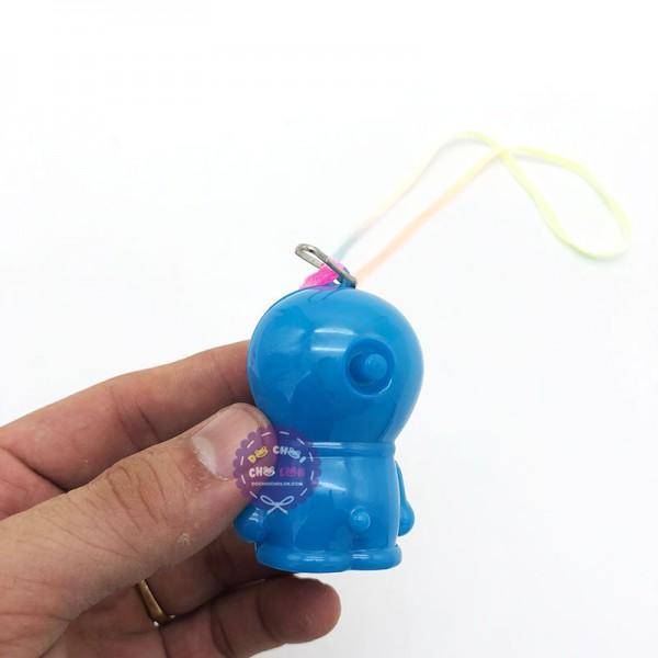 Compo 2 dây đeo cổ hình Doraemon có đèn Led phát sáng
