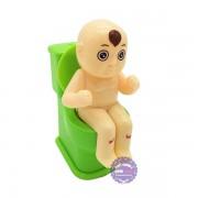 Đồ chơi em bé tập ngồi bô bắn nước